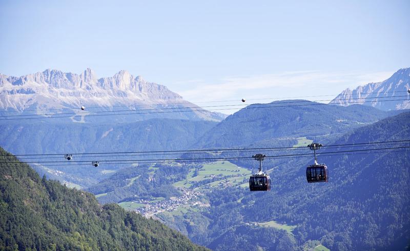 Sommerurlaub im Chalet in Alleinlage - Chalet Grumer in Oberbozen