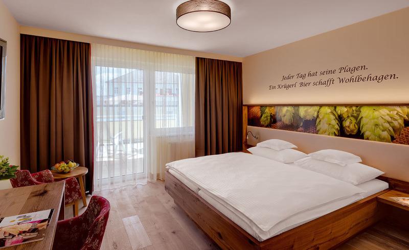 Ihr Rückzugsort im Hotel Almesberger- Erholung im Mühlviertel
