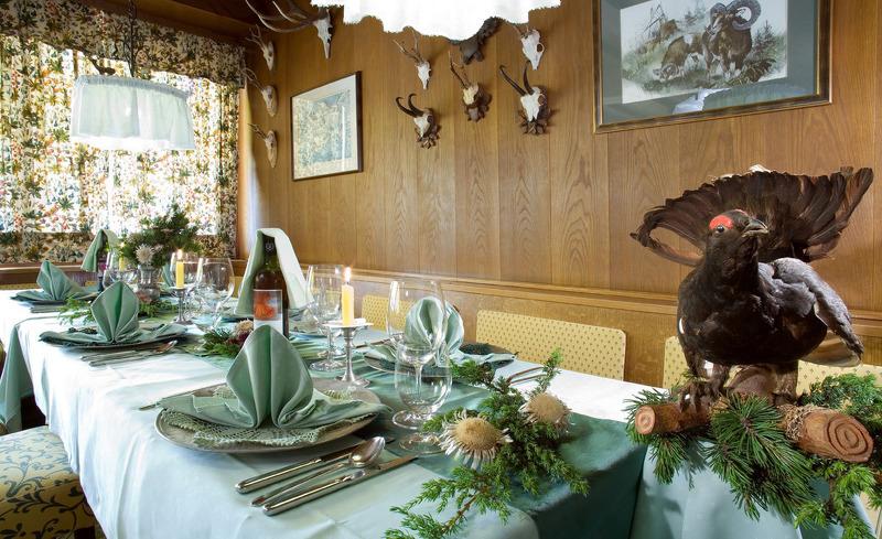 Gastfreundschaft und Gemütlichkeit werden im Achentalerhof groß geschrieben- Urlaub in Tirol