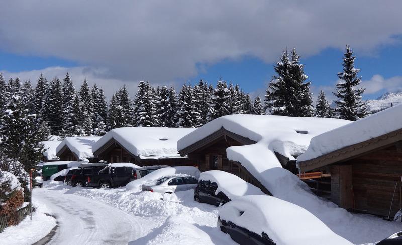 Winterliches Schneevergnügen in den märchenhaften Ast'n Hütten in Königsleiten