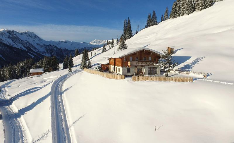 chalet-skiurlaub-oesterreich