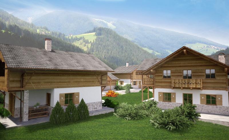 Pradel Dolomites- Sommerurlaub im Feriengebiet Kronplatz