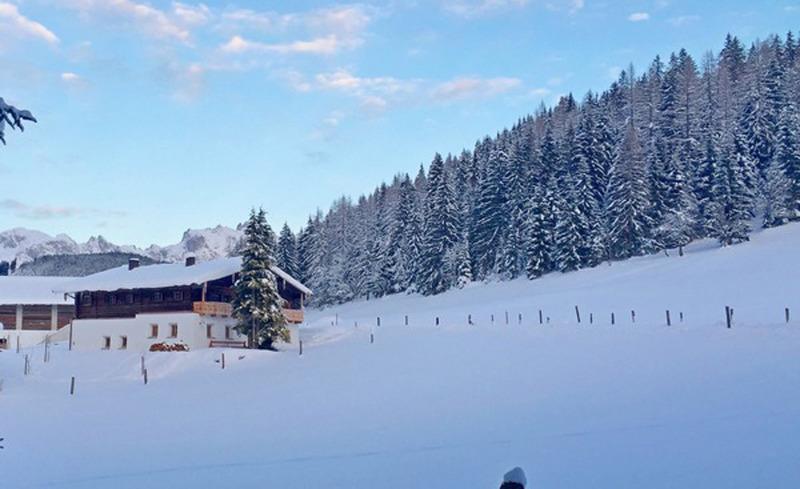 Viel Platz, viel Zeit und viel Ruhe zum Entspannen und Verweilen- Alpen Chalet Käth und Nanei in Annaberg