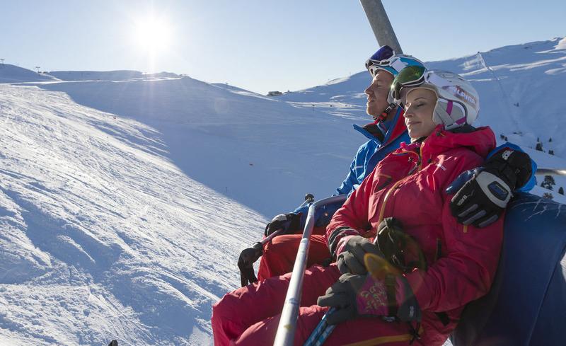 Romantischer Skiurlaub in der Region Nationalpark Hohe Tauern - Chalets Smaragdjuwel