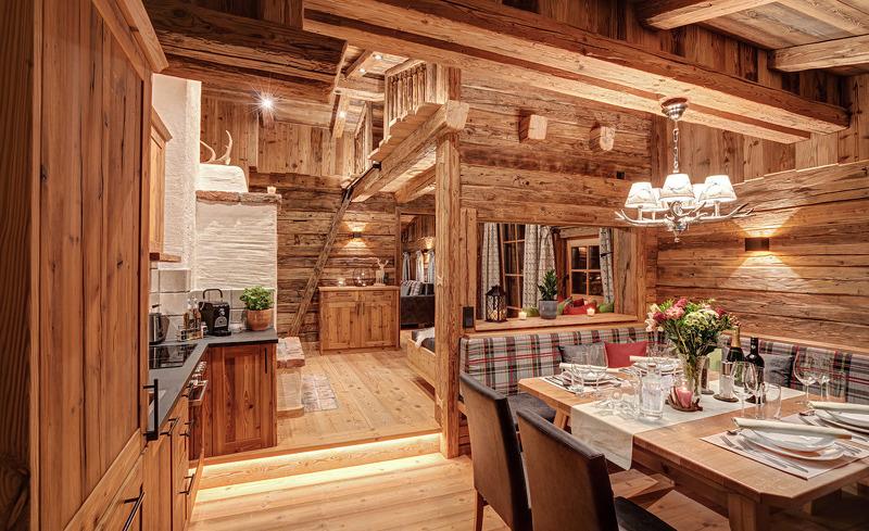 Entspannung und Erholung pur erwartet Sie im exklusiven Highking Chalet Grünegg in Dienten