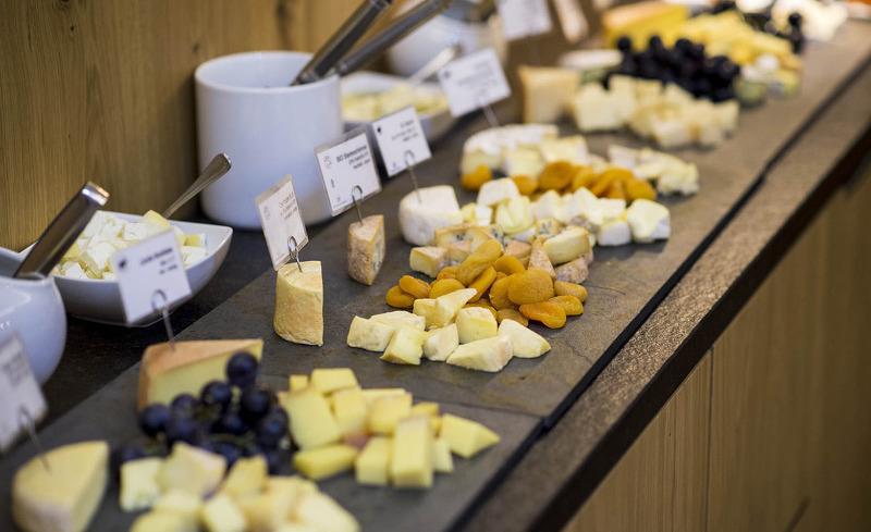 Das Hotel Verwall in Tirol überzeugt durch seine Vielfalt an kulinarischen Genüssen