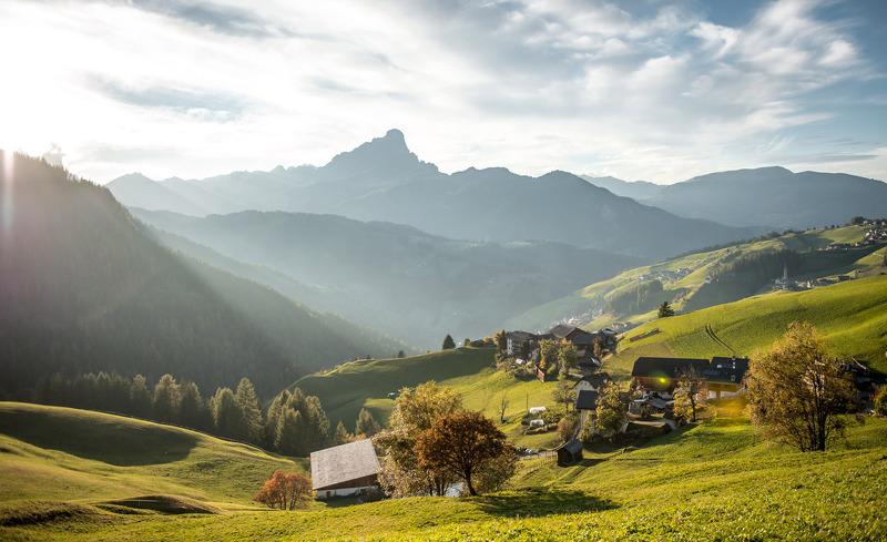 Einzigartiges Wandergebiet am Kronplatz für Ihren Wanderurlaub in Südtirol