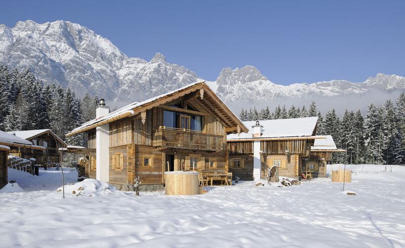 Winterwonderland Salzburg- Luxus Chalet Urlaub in Leogang
