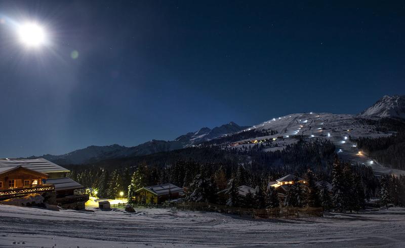 Märchenhafter Winterzauber in der Zillertal Arena