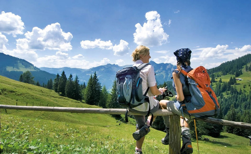 Wanderurlaub im Aktivhotel Alpendorf im Salzburger Land