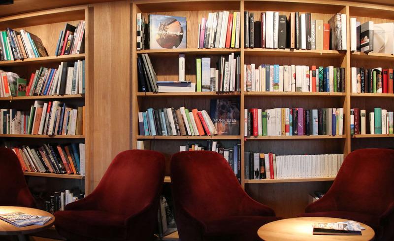 Designvolle und gemütliche Ausstattung im Alpenhotel Rote Wand