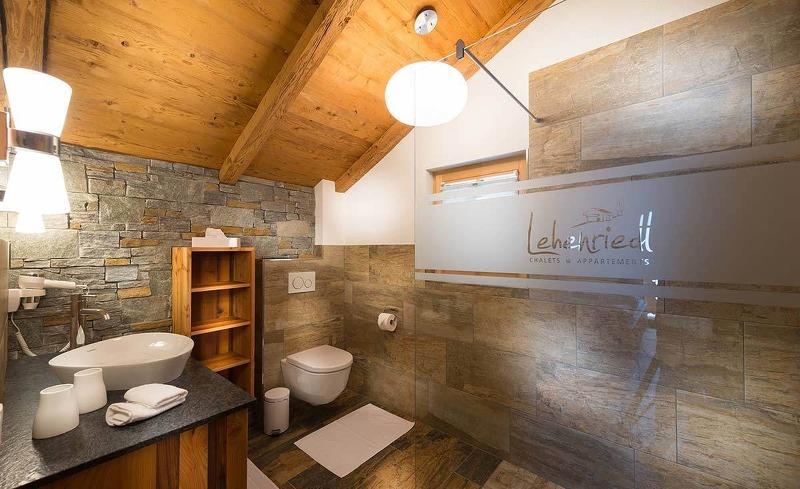 Lehenriedl Chalets- Die Luxushütten überzeugen mit urig-elegantem Interieur