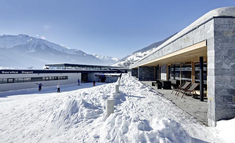 Winterurlaub direkt an der Piste- Smaragdjuwel in Salzburg