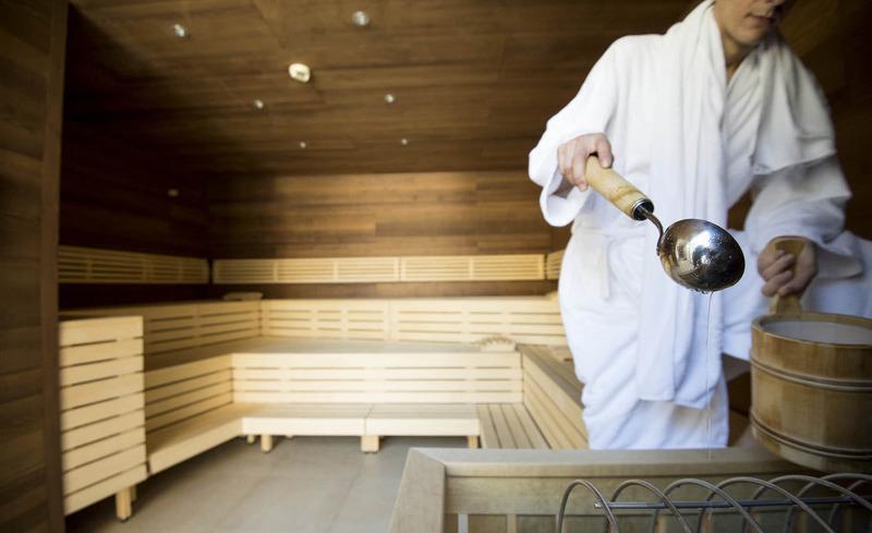 Hotel Verwall in Ischgl- Ruhe und Entspannung finden Sie im hoteleigenen Wellnessbereich
