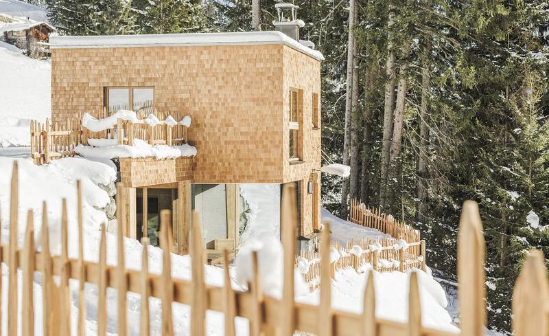 Traumhafter Winterurlaub im Holz-Chalet in Tirol
