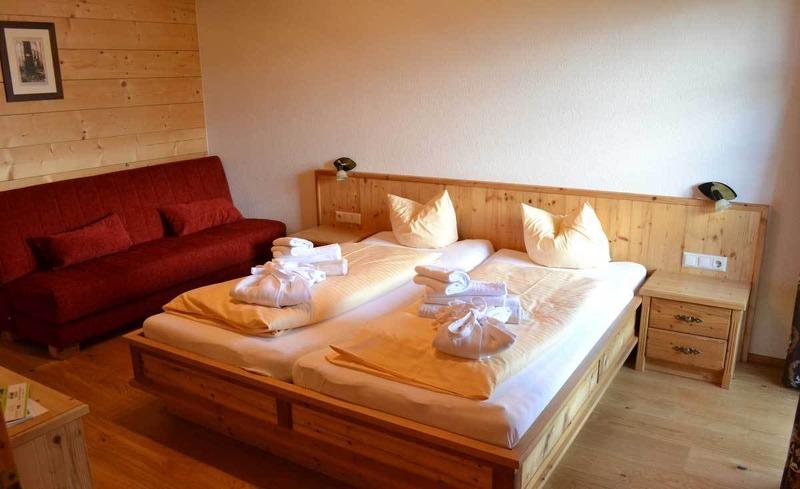 Ruhe und Entspannung in den gemütlichen Zimmern in Schladming