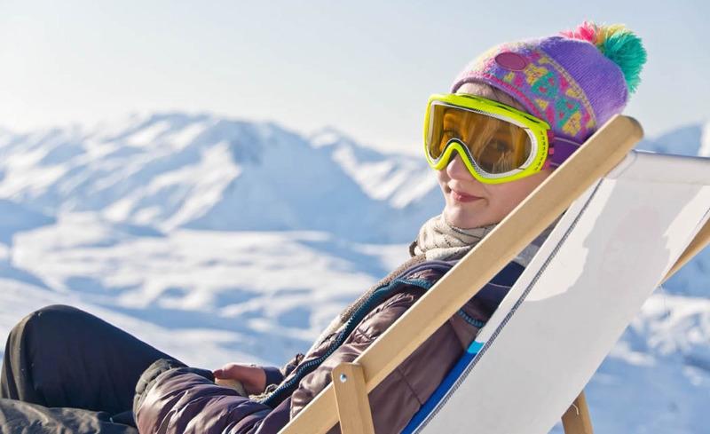 Ladies Week im Skigebiet Alpendorf - Winterurlaub im Hotel Alpendorf