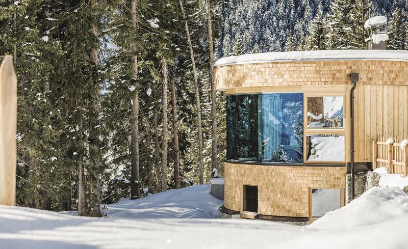Luxuriöser Winterurlaub - Schneespaß und Wellness in privater Atmosphäre