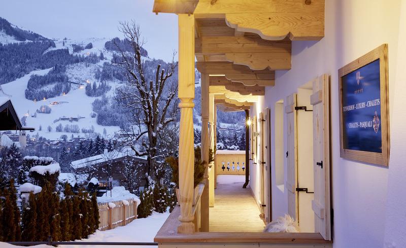Romantikurlaub im Chalet in Tirol