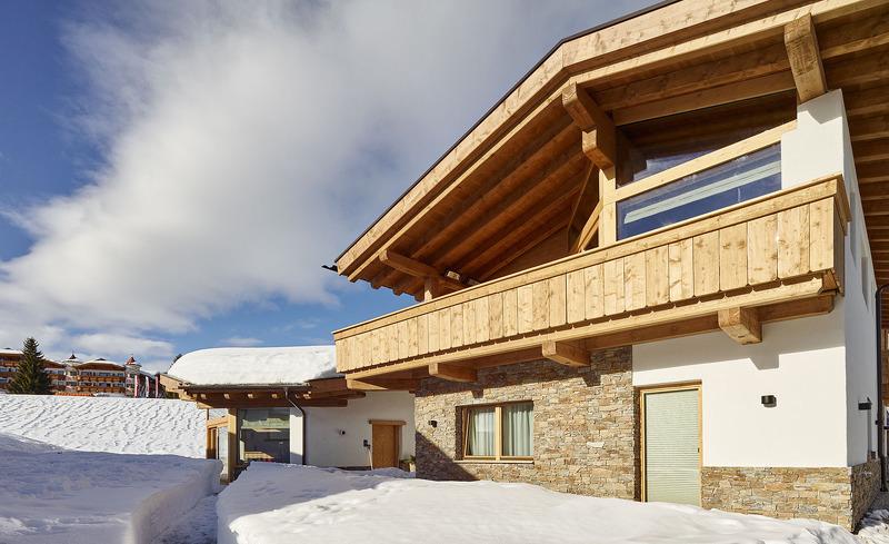 Winterurlaub in den luxuriösen Löwen Chalets in Tirol