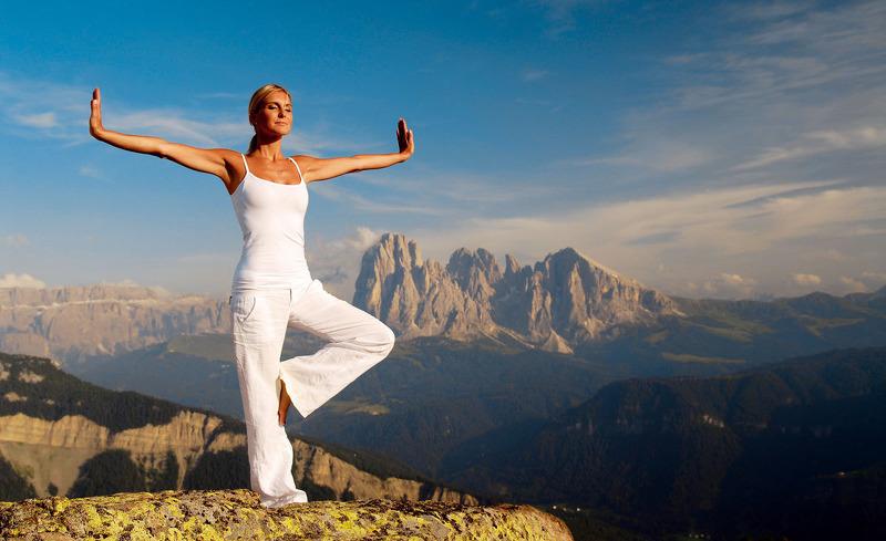 Entspannte Momente genießen - ADLER Balance Spa & Health Resort in Gröden