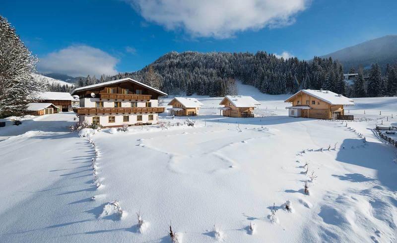 Unvergesslicher Winterurlaub in Wagrain in den Chalets Lehenriedl