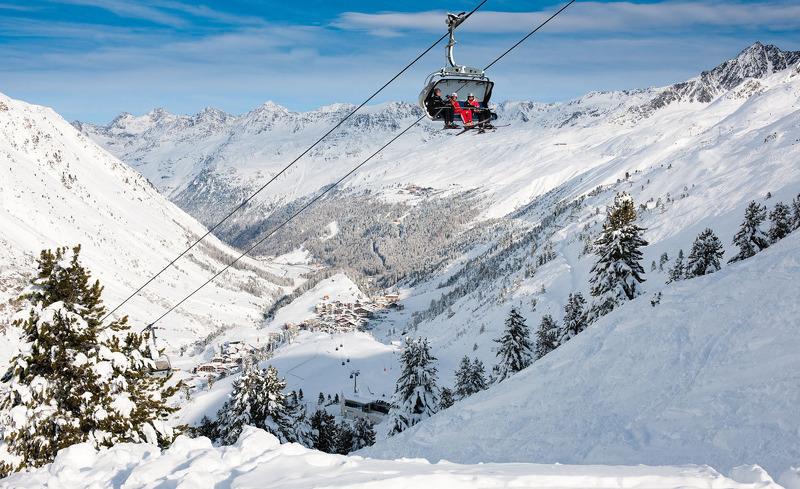 Hotel Alpina Deluxe- die perfekte Unterkunft für einen Skiurlaub in Tirol