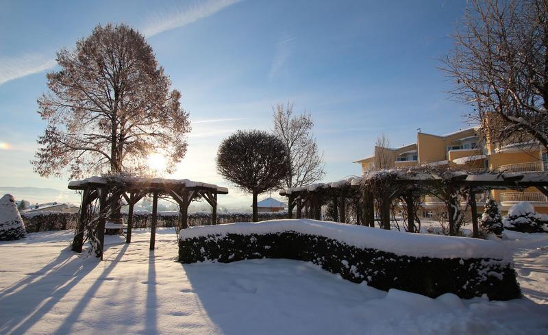 Erleben Sie den Winterzauber des Mühlviertels in Aigen-Schlägl