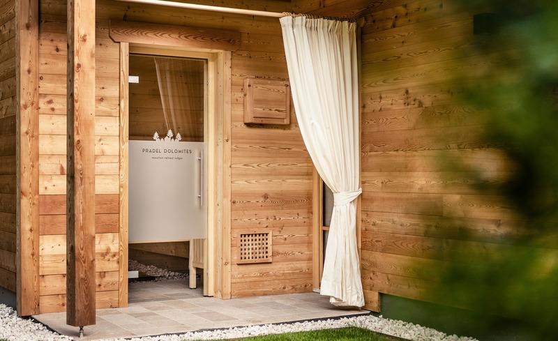 Exklusive Private Sauna in Ihrem Chalet