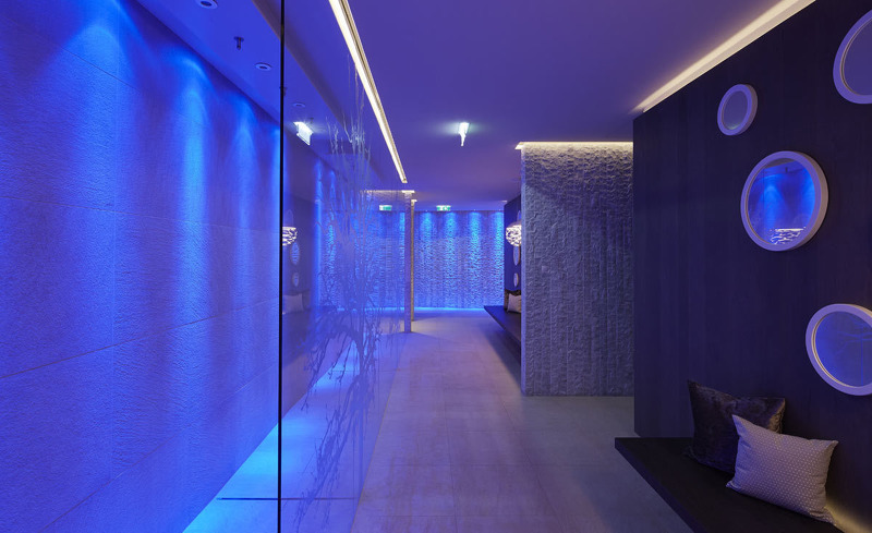 Die Wellnessoase des Hotels Verwall lässt keine Wünsche offen- Erholung und Luxus in Tirol