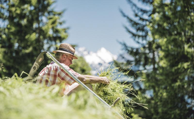 Sommerurlaub Deluxe in den Tiroler Bergen erleben Sie in einem der privaten Chalets rosuites