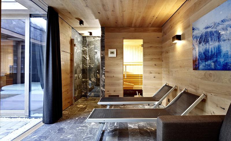 Wellness im privaten Chalet in Bramberg, Salzburg