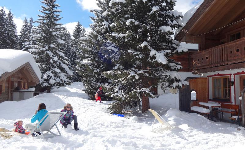 Winterurlaub Deluxe in der Zillertal Arena