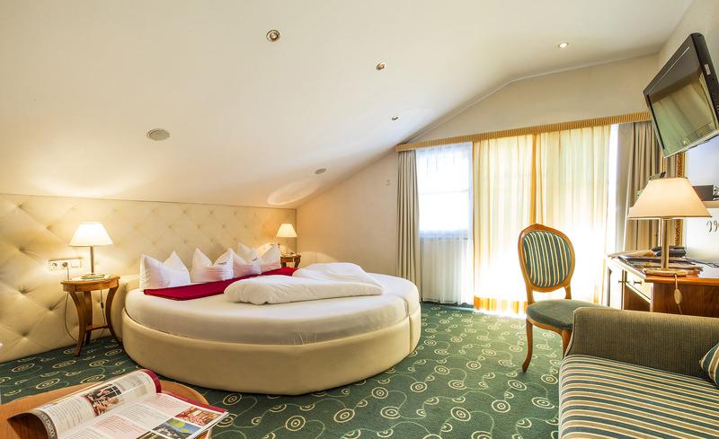 Romantische Suite im Hotel Toalstock