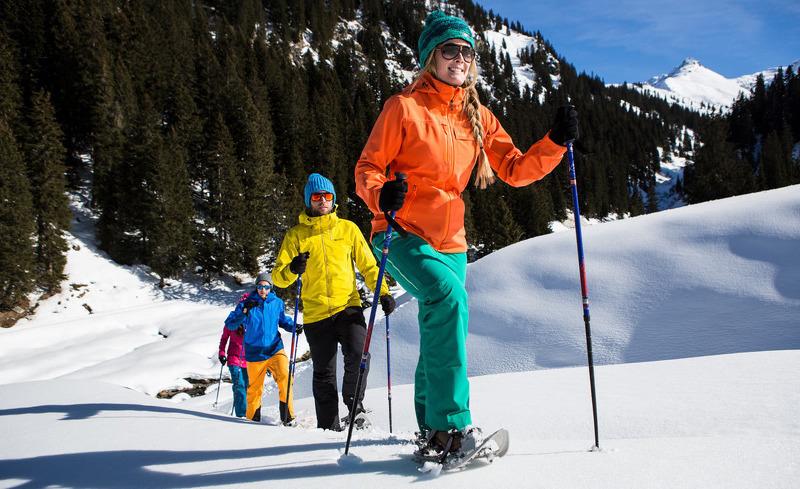 Genießen Sie ausgiebige Touren im Schnee- Winterurlaub in Ischgl