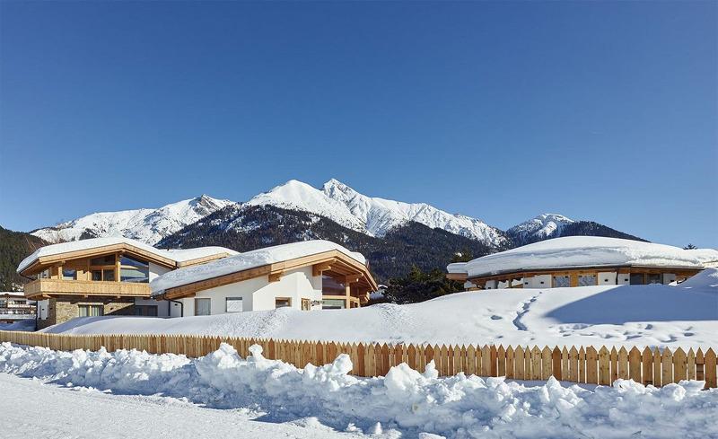 Chalets direkt an der Skipiste in Panoramalage in Seefeld in Tirol