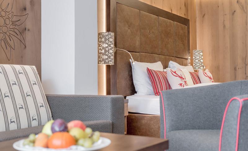 Wohnen im Luxus-Skihotel in Obergurgl- Hotel Alpina Deluxe