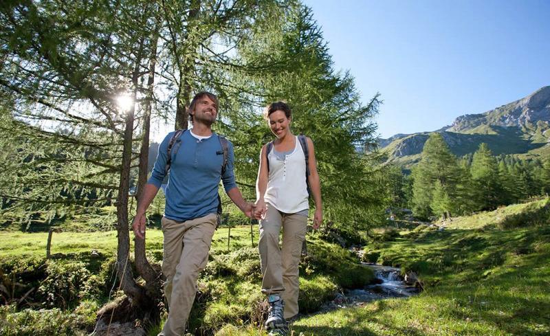 Wanderungen in der Umgebung des Aktivhotels Alpendorf