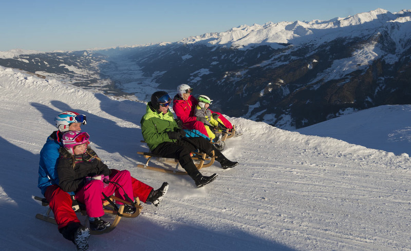 Samaragdjuwel Salzburg- Winterurlaub für die ganze Familie