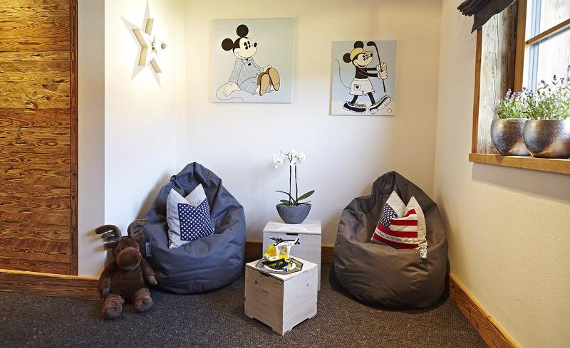 Ein Platz zum Träumen und Wohlfühlen für Kinder und Erwachsene- Familienurlaub im Chalet F