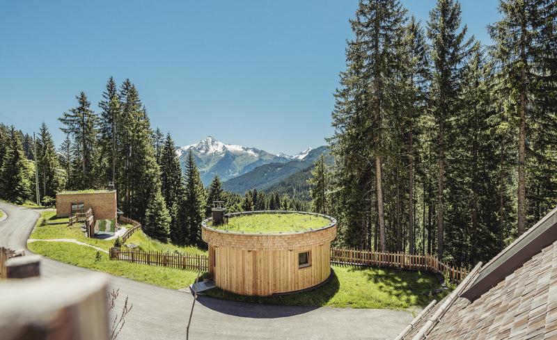 Sommerzeit in Hippach - Der Almhof Roswitha in idyllischer Lage