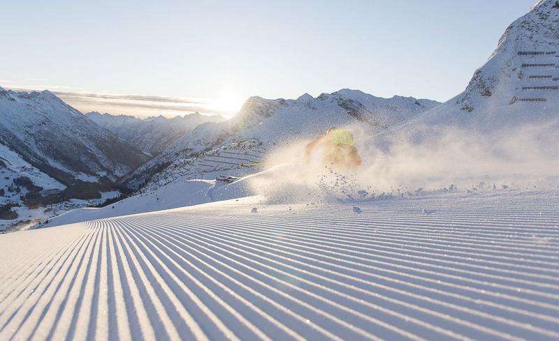 Skiurlaub im privaten Chalet am Arlberg in Vorarlberg