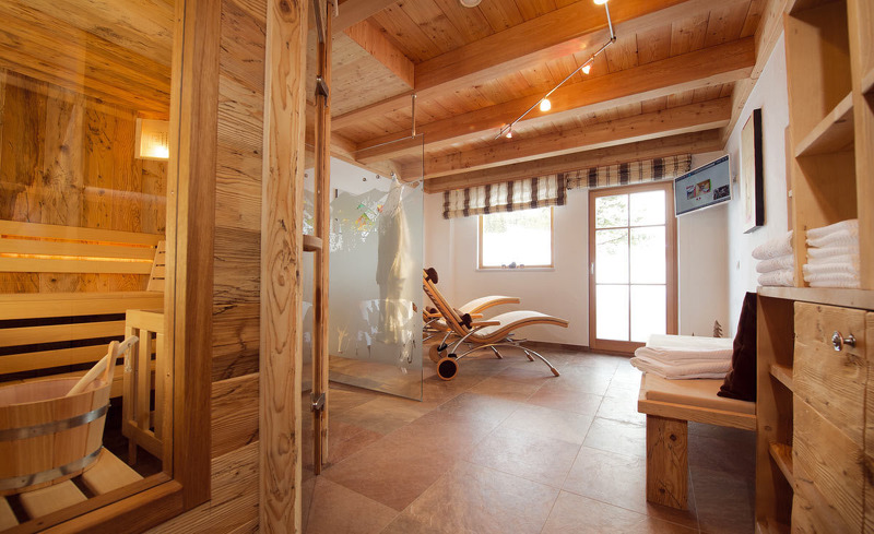 Private Spa im Alm-Chalet in Salzburg in der Region Saalbach Hinterglemm