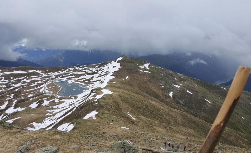 Atemberaubendes Bergpanorama in der wunderschönen Zillertal Arena