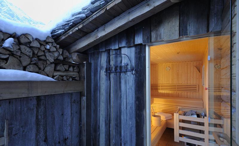 Winterurlaub mit privater Sauna- Bergdorf Priesteregg