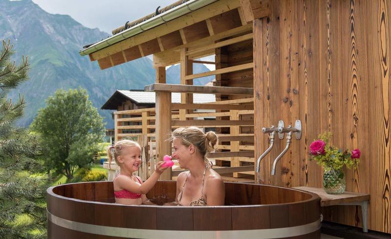 Nehmen Sie sich Ihre persönliche Auszeit im Luxus-Chalet in Schröcken am Arlberg