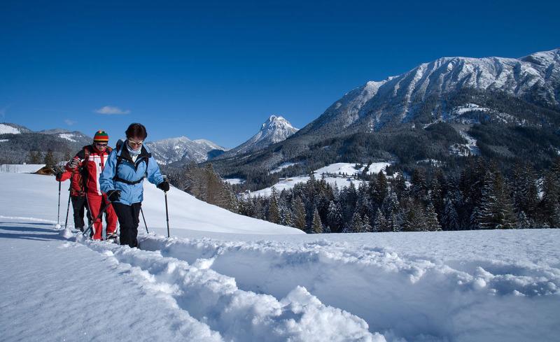 Hotel Achentalerhof- der ideale Ausgangspunkt für sportliche Akitvitäten in der Natur Tirols