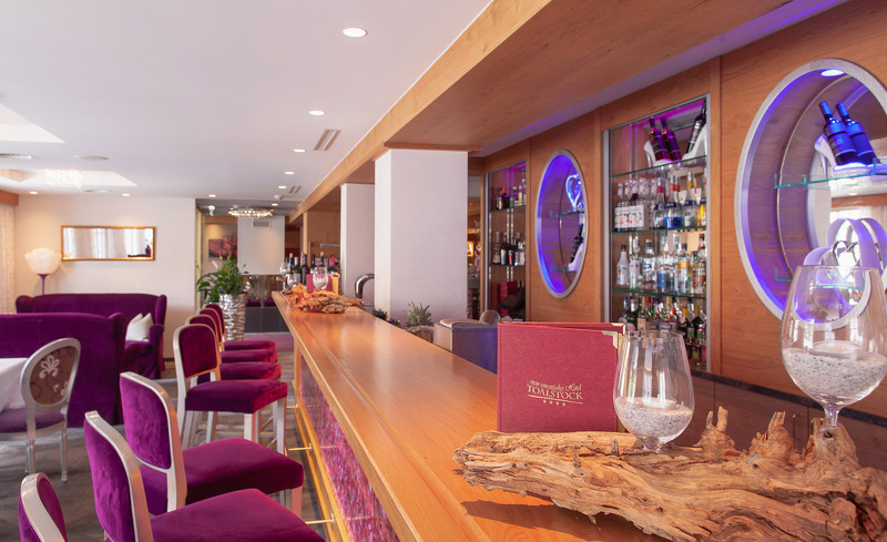 Bar im Hotel Toalstock