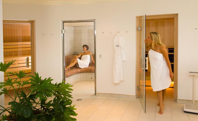 Ladies Sauna im Hotel der Steirerhof- © Hotel & Spa Der Steirerhof Bad Waltersdorf