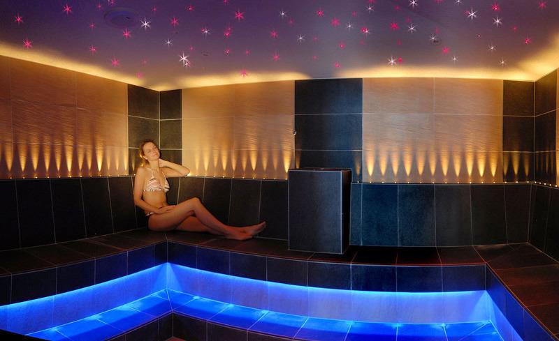 Wellness und Beauty auf höchstem Niveau erwarten Sie im Hotel Alpina Deluxe